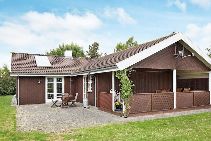 Modern Holiday Home in Slagelse with Terrace