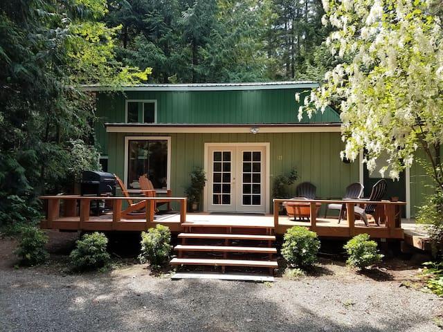 Ravensong Forest Retreat