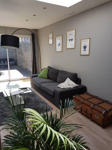 Maison rénovée à moins de 10 minutes de  Lille