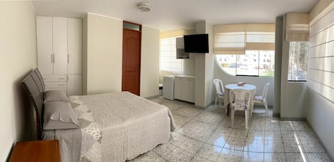 Habitacion comoda y centrica en Ica