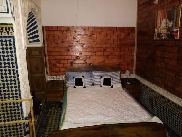 Riad Dar Lmallouki chambre abdelmajid