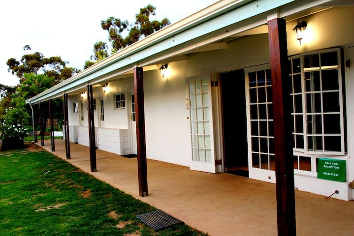 Good  Hope Farm B&B Addo Room 1 - Kirkwood - Inap sarapan