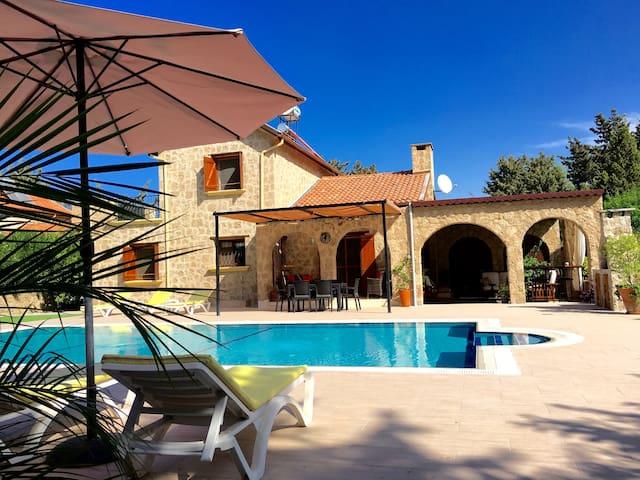 Stone House - Karşıyaka - Villa