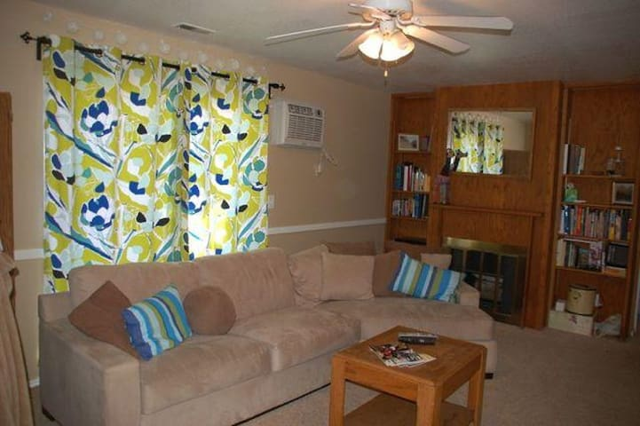 BY BYU, W&D, Private Room Apartment!