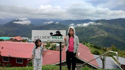 HillSide Villa Kundasang