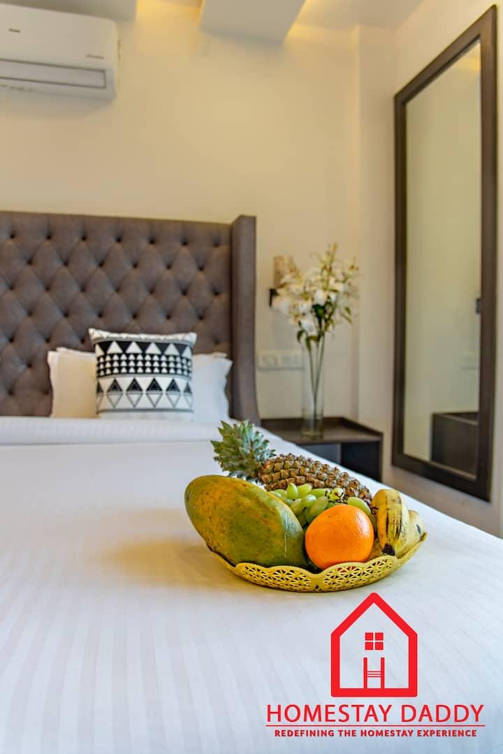 GIRNAAR - 3 Bedrooms | Kasauli by HomestayDaddy