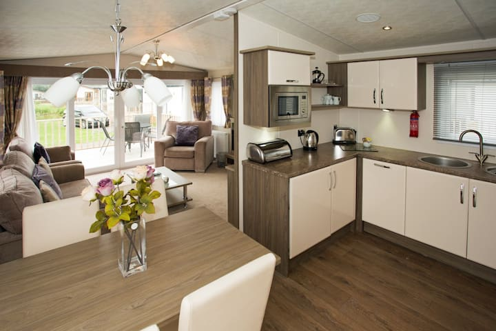 Luxury Lodge - Tydd St Giles golf and country club
