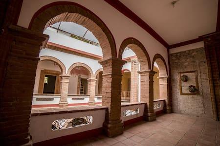 Hotel Ex Hacienda El molino Habitación Doble - A