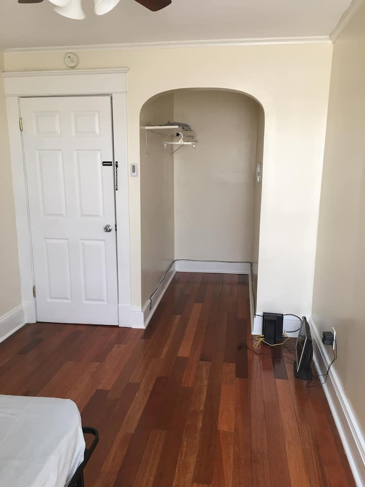 97 a night air bnb and will require a deposit