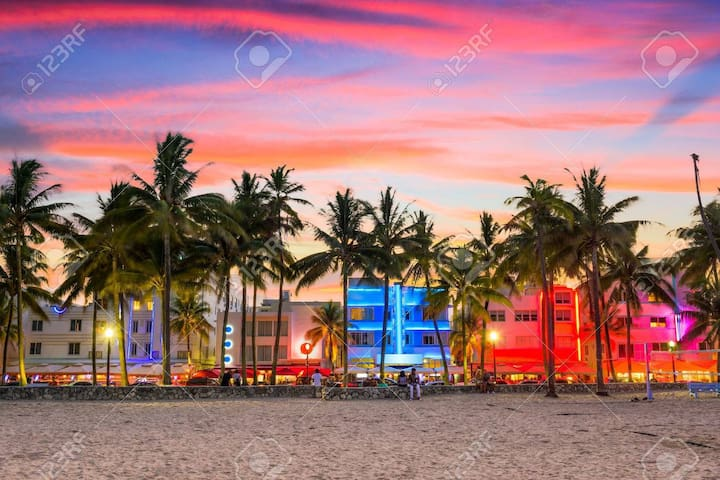 Guidebook for Miami Beach
