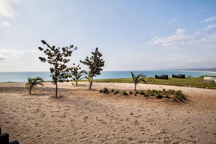 DEPARTAMENTO CON VISTA AL MAR, AYANGUE, MOANA