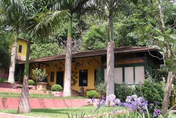 Refúgio Paisagista - Casa Gris - Vila  Gan