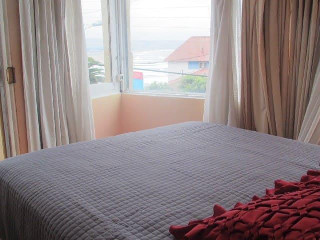 Habitación frente al mar La Casa Barco - Las Cruces - Bed & Breakfast