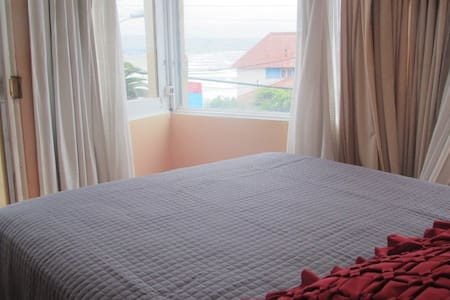 Habitación frente al mar La Casa Barco - Las Cruces