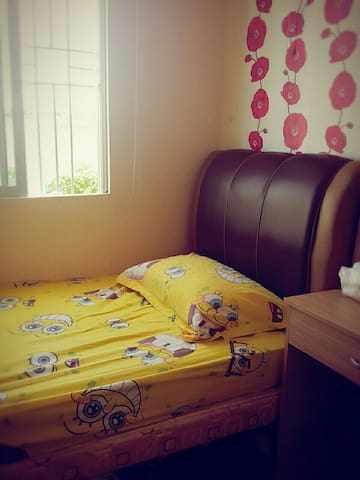 Clean and cozy room near tagaytay - Dasmariñas