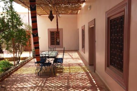 Chambres Privées Dar Tazoulte