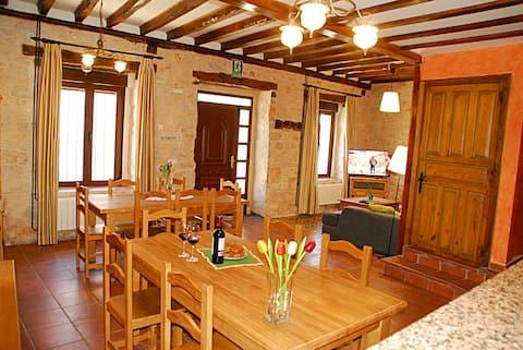 Casa rural Valdecid en Ribera del Duero