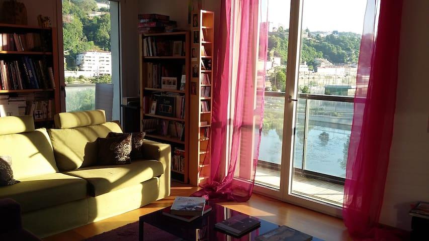 Une situation unique au coeur de Confluence - Lyon-2E-Arrondissement - Apartment