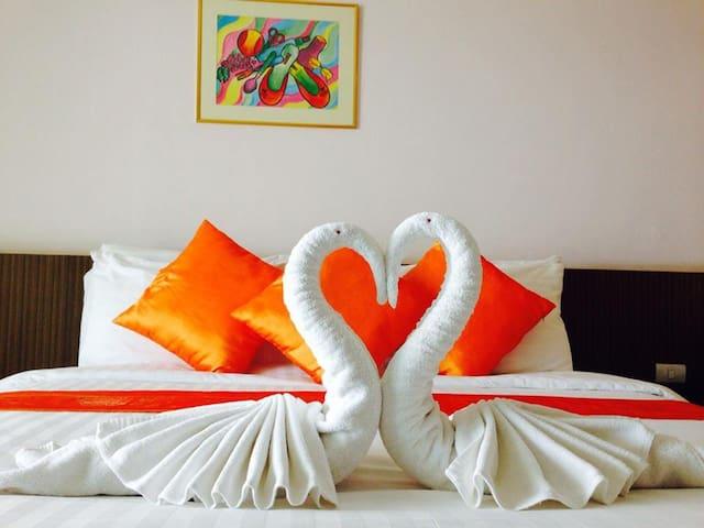 Siam Triangle Hotel - Tambon Wiang - Boutique-hôtel