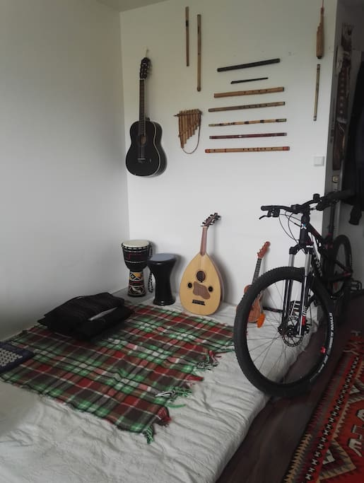 Music/Meditation/Sleep Corner