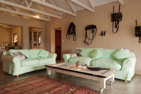Mahogany Hill Cottage - Hazyview
