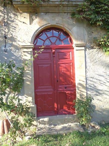 chambres 4 Marciac Jaz(URL HIDDEN)1 - Sembouès - Casa