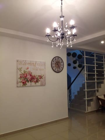 Holiday Home @ Klebang Beach - Malacca - House