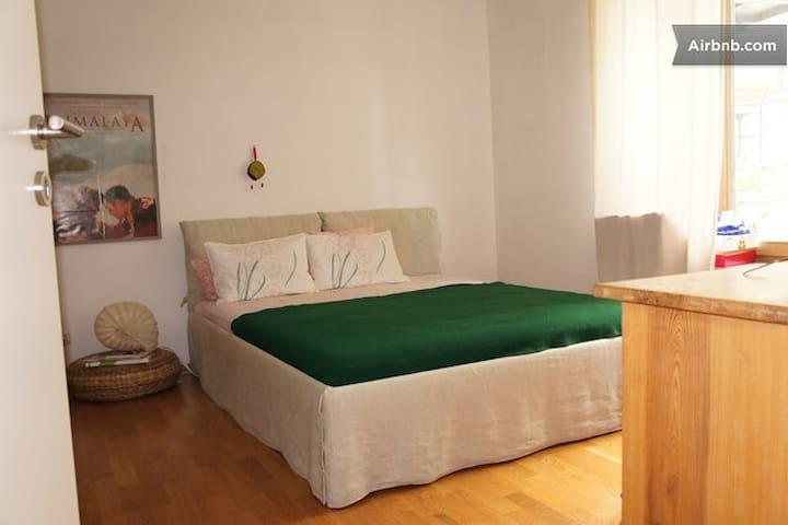 Fanzösisches Viertel - schönes Zimmer in Toplage! - München - Wohnung
