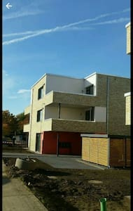 Neues Junges Style Zimmer in Eckernförde Strandnah - Eckernförde - Departamento