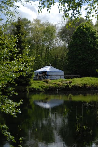Dartmoor Yurt Holidays - Newton Abbot