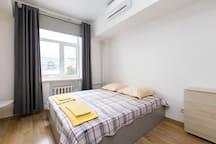 Уютная студия для лучшего отдыха (№1)