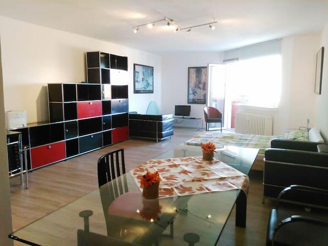 Appartement, quiet, nice view Haan - Haan - Apartamento