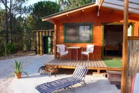 Piri-Piri - Wooden cabin
