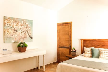 Villa ALEJANDRA Con alberquita privada🌿