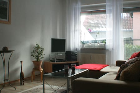 Big, comfortable apartment - Uetze - Wohnung
