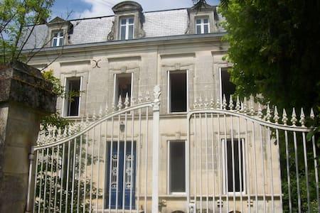 Maison du XIXème Gîte 30mn plage - Pons