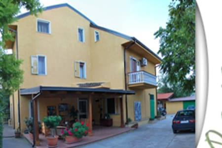 Bed and Breakfast Pieffe - Frascineto - Aamiaismajoitus