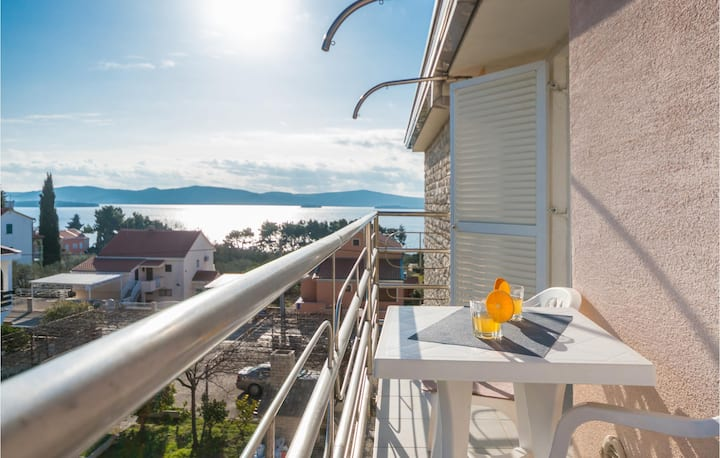 Holiday apartment with 1 room on 17m² in Sveti Filip i Jakov