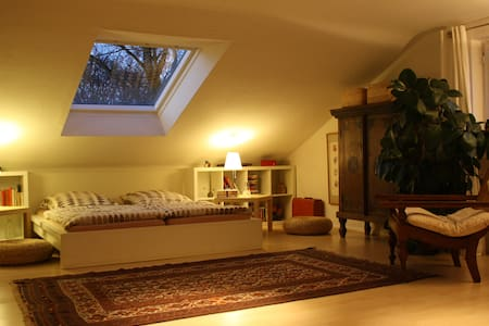 Großes Doppelzimmer mit eigenem Bad - Haan - Hus