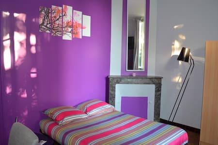 chambre grande villa 20min bordeaux - Saint-André-de-Cubzac - House