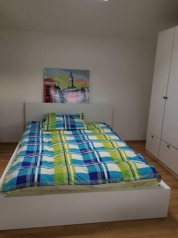 Schönes Zimmer in Berlin Zehlendorf - Berlijn - Appartement