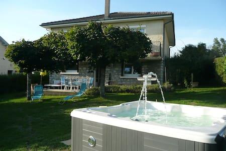 Maison entière 10 km de Brive-la-Gaillarde - Sainte-Féréole - Hus