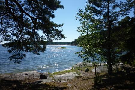 A Little peace of heaven, Stockholm - Lidingö