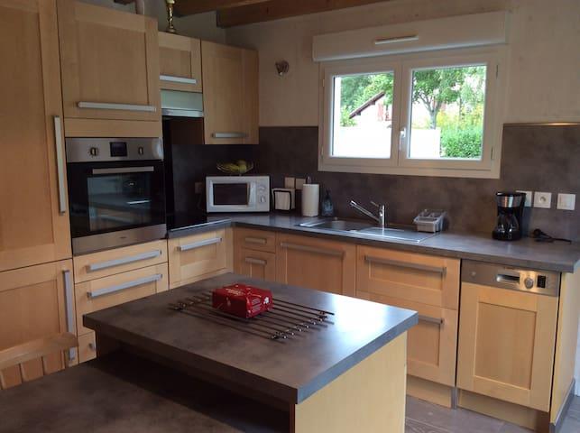 Logement indépendant de 70 m2