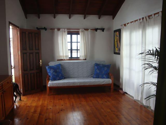 casa rustica con vistas - La Vegueta