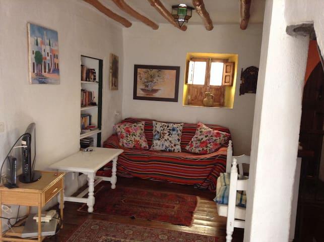 Authentic Andalucian Village House near Granada