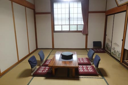 A Historical Hot Spring Ryokan in Kurikoma, Breakfast and Dinner Included