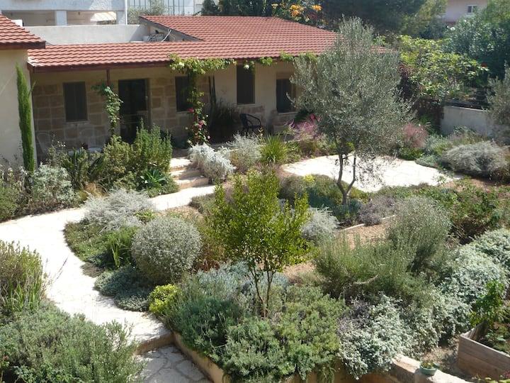 Mediterranean Stone Cottage