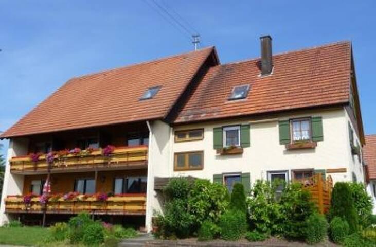 Gästehaus Hoffmann, (Simmersfeld), NR-Doppelzimmer mit WC und Dusche