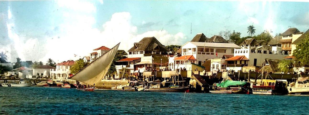 Jannat House - Genuin and welcoming - Lamu - Szoba reggelivel